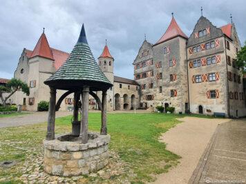 Brunnen & Fürstenbau