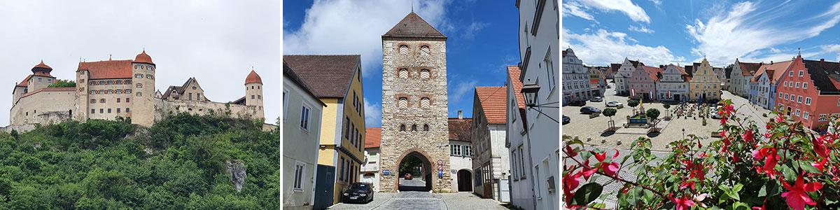 Burg Harburg Headerbild
