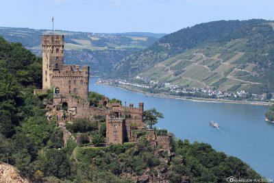 Die Burg Sooneck