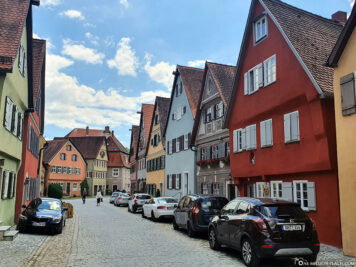 Historic Old Town Dinkelsbühl