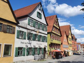 Historische Altstadt Dinkelsbühl