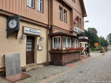 Der Bahnhof Drei Annen Hohne