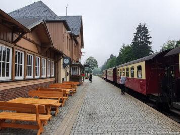 Drei Annen Hohne station