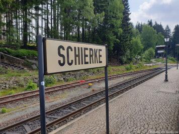 Schierke station