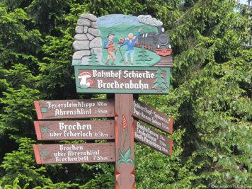 Bahnhof Schierke