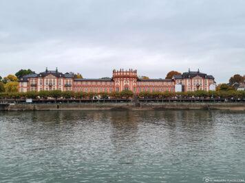 Das Schloss Biebrich