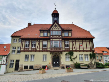 Rathaus in Gernrode