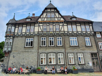 Market Square in Goslar