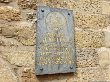 Baker's Guild House
