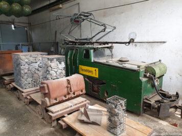 Rammelsberg Visitor Mine