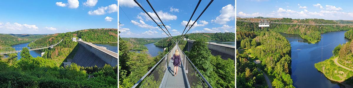 Hängebrücke Titan RT Headerbild