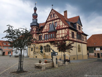Rathaus in Harzgerode