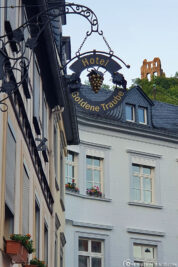 The Hotel Goldene Traube