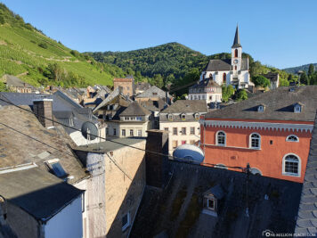 View of Traben-Trarbach