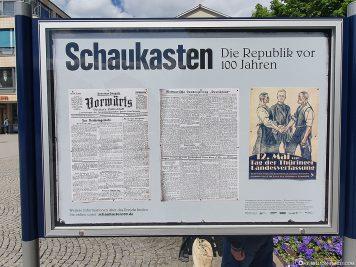 The Republic 100 years ago
