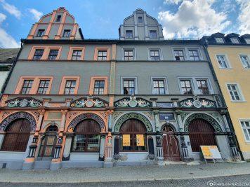 Cranachhaus on the market square