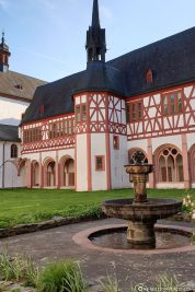 The monastery of Eberbach