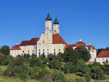 Roggenburg Abbey