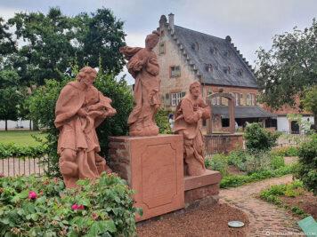Former Benedictine Abbey of Seligenstadt