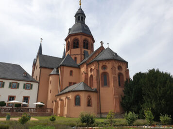 Basilica of St. Marcellinus and Peter