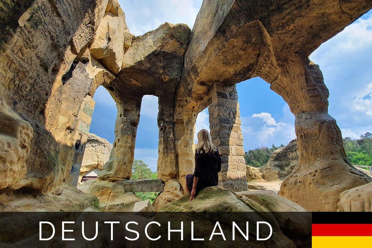 Klusfelsen Halberstadt Titelbild
