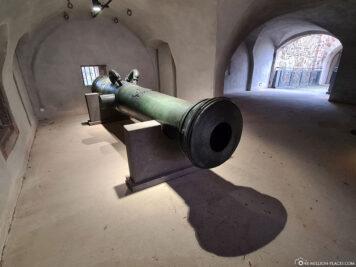 Kanone Greif von 1524