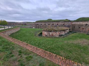 Die Festungsanlage