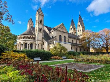 Die Basilika Sankt Kastor