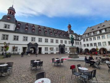 Der Jesuitenplatz