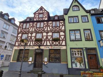 Fachwerkhaus am Florinsmarkt