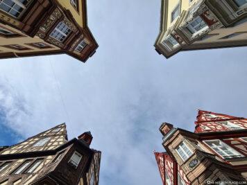 Die Vier Türme in Koblenz