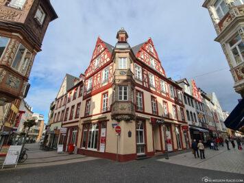 Das Haus Marktstraße 1