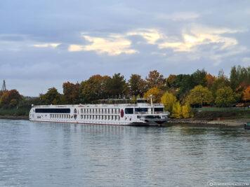Die A-ROSA Aqua in Lahnstein