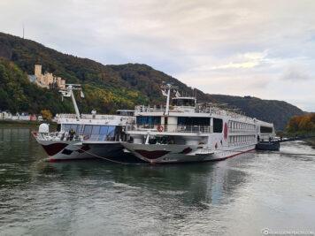 Die A-ROSA Schiffe Aqua & Silva