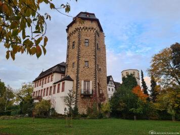 Das Schloss Martinsburg