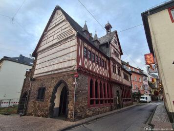 Die Altstadt von Lahnstein