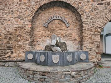 Der Münzbrunnen