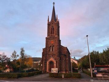 Evangelische Kirche Oberlahnstein