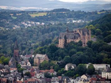 Marburg und das Landgrafenschloss