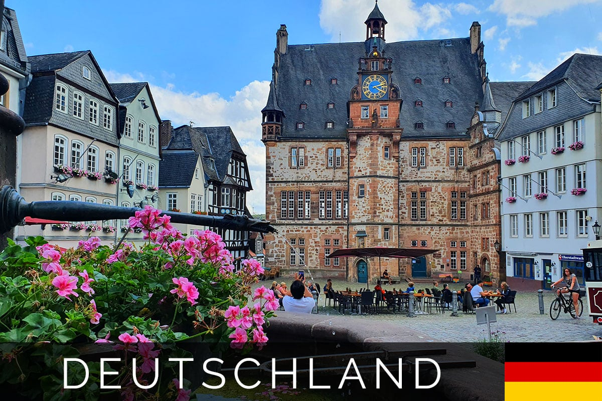 Marburg Titelbild