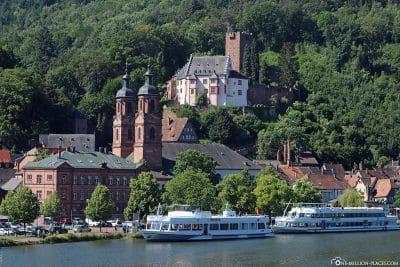St. Jakobus-Kirche & die Mildenburg