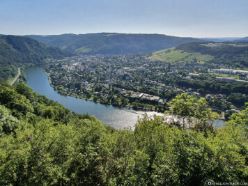 View of the Moselle