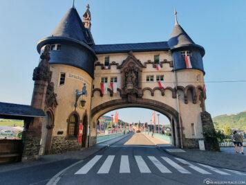 The Bridge Gate
