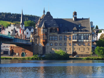 Old post office Traben-Trarbach