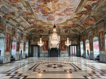 The Baroque Imperial Hall