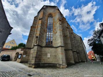 Pfarrkirche St. Salvator