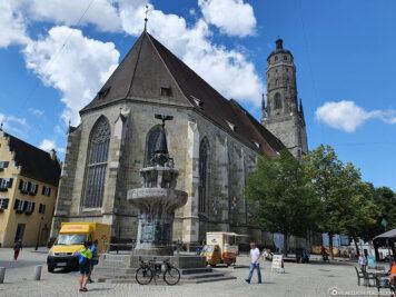 Hallenkirche St.-Georg