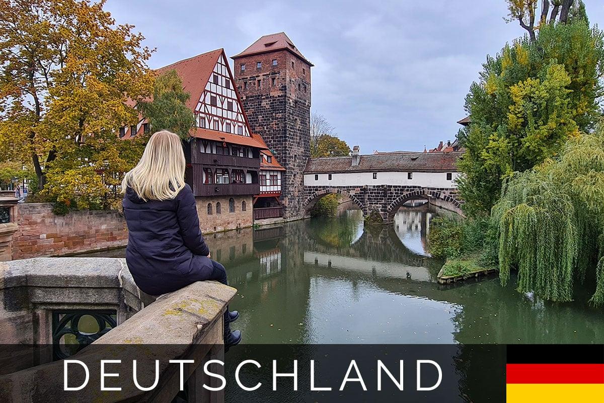 Nürnberg Sehenswürdigkeiten Titelbild