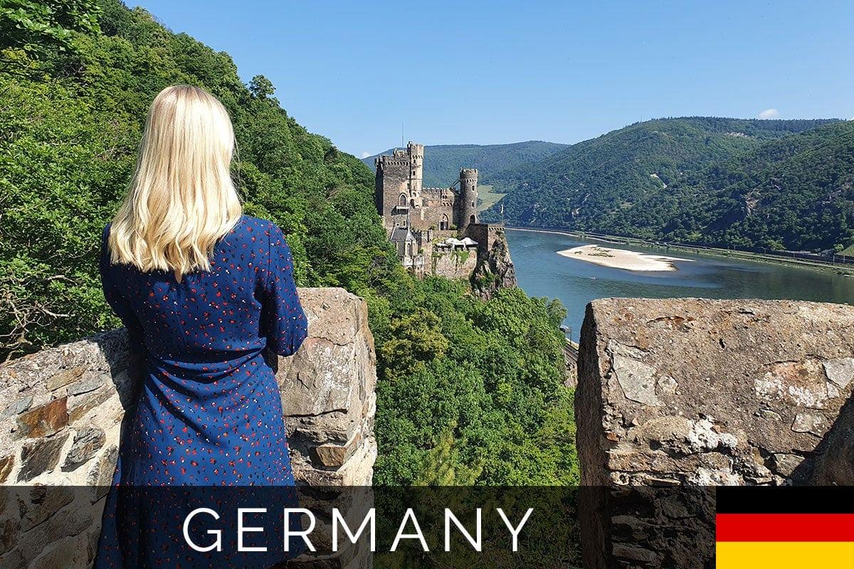 Upper Middle Rhine Valley Rheingau Blog Post