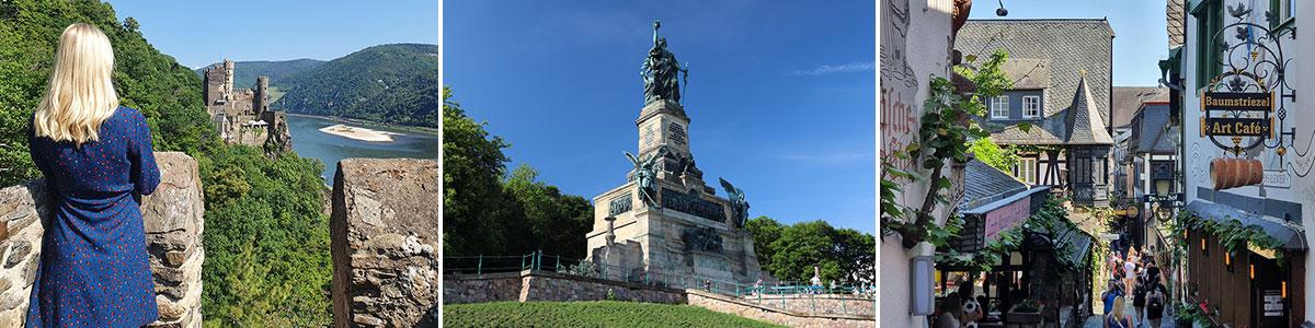 Oberes Mittelrheintal Rheingau Headerbild